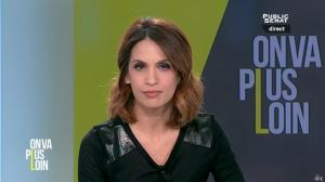 Sonia Mabrouk dans On Va Plus Loin - 13/01/16 - 16