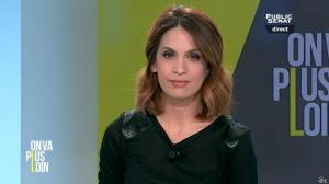 Sonia Mabrouk dans On Va Plus Loin - 13/01/16 - 21