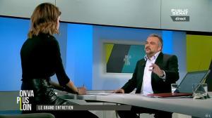 Sonia Mabrouk dans On Va Plus Loin - 13/01/16 - 22