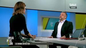Sonia Mabrouk dans On Va Plus Loin - 13/01/16 - 23