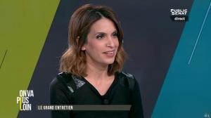 Sonia Mabrouk dans On Va Plus Loin - 13/01/16 - 31