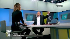 Sonia Mabrouk dans On Va Plus Loin - 13/01/16 - 35