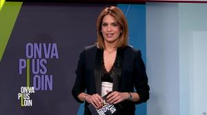 Sonia Mabrouk dans On Va Plus Loin - 13/04/16 - 01