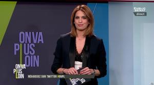 Sonia Mabrouk dans On Va Plus Loin - 13/04/16 - 02