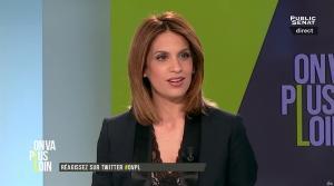 Sonia Mabrouk dans On Va Plus Loin - 13/04/16 - 03