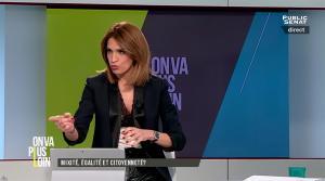 Sonia Mabrouk dans On Va Plus Loin - 13/04/16 - 04
