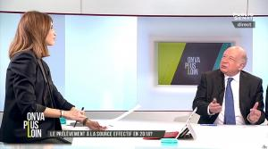 Sonia Mabrouk dans On Va Plus Loin - 13/04/16 - 06