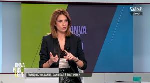 Sonia Mabrouk dans On Va Plus Loin - 13/04/16 - 08