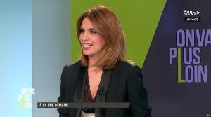Sonia Mabrouk dans On Va Plus Loin - 13/04/16 - 10
