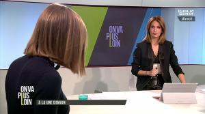 Sonia Mabrouk dans On Va Plus Loin - 13/04/16 - 11
