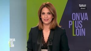 Sonia Mabrouk dans On Va Plus Loin - 13/04/16 - 13