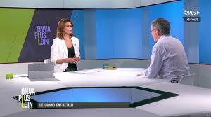 Sonia Mabrouk dans On Va Plus Loin - 13/06/16 - 07