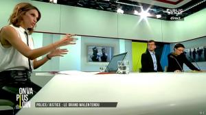 Sonia Mabrouk dans On Va Plus Loin - 13/10/15 - 03