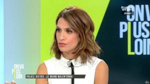 Sonia Mabrouk dans On Va Plus Loin - 13/10/15 - 04