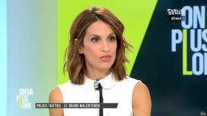 Sonia Mabrouk dans On Va Plus Loin - 13/10/15 - 06