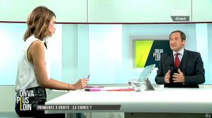 Sonia Mabrouk dans On Va Plus Loin - 13/10/15 - 09
