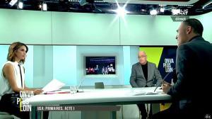 Sonia Mabrouk dans On Va Plus Loin - 13/10/15 - 10