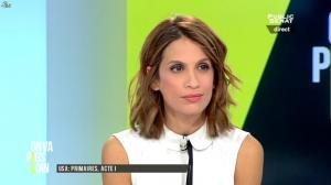 Sonia Mabrouk dans On Va Plus Loin - 13/10/15 - 12