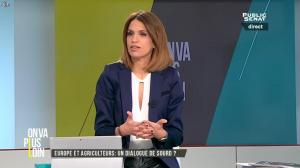 Sonia Mabrouk dans On Va Plus Loin - 15/02/16 - 02