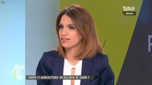 Sonia Mabrouk dans On Va Plus Loin - 15/02/16 - 03