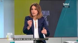 Sonia Mabrouk dans On Va Plus Loin - 15/02/16 - 04