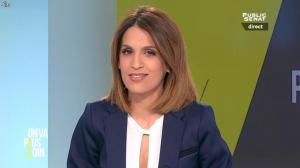 Sonia Mabrouk dans On Va Plus Loin - 15/02/16 - 05
