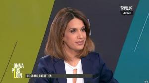 Sonia Mabrouk dans On Va Plus Loin - 15/02/16 - 07
