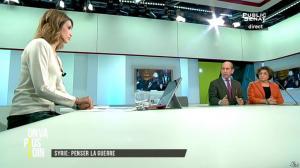 Sonia Mabrouk dans On Va Plus Loin - 25/11/15 - 01