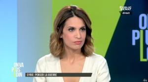 Sonia Mabrouk dans On Va Plus Loin - 25/11/15 - 02