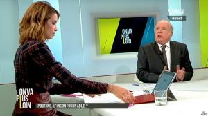 Sonia Mabrouk dans On Va Plus Loin - 27/10/15 - 04