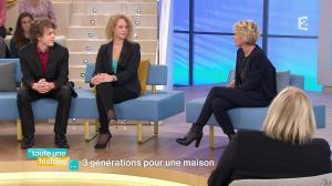 Sophie Davant dans Toute une Histoire - 06/01/16 - 02
