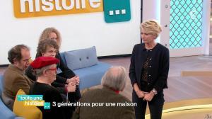 Sophie Davant dans Toute une Histoire - 06/01/16 - 03