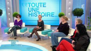 Sophie Davant dans Toute une Histoire - 22/04/13 - 01