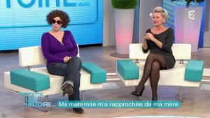 Sophie Davant dans Toute une Histoire - 22/04/13 - 06