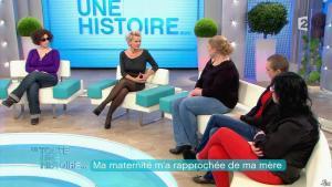 Sophie Davant dans Toute une Histoire - 22/04/13 - 10
