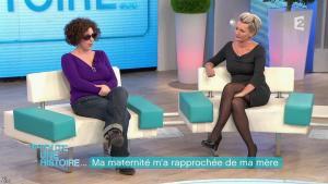 Sophie Davant dans Toute une Histoire - 22/04/13 - 15