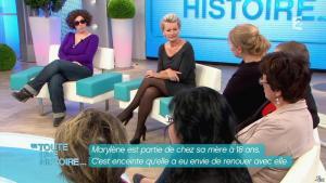 Sophie Davant dans Toute une Histoire - 22/04/13 - 17