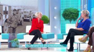 Sophie Davant dans Toute une Histoire - 28/07/16 - 04
