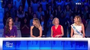 Valérie Bègue et Malika Ménard dans le Grand Blind Test - 19/02/16 - 01
