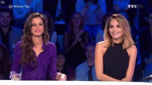Valérie Bègue et Malika Ménard dans le Grand Blind Test - 19/02/16 - 03