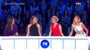 Valérie Bègue et Malika Ménard dans le Grand Blind Test - 19/02/16 - 06