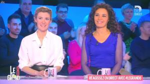Aïda Touihri et Elisabeth Bost dans le Grand 8 - 15/03/16 - 02