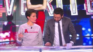 Alessandra Sublet dans Touche pas à mon Poste - 17/03/16 - 02