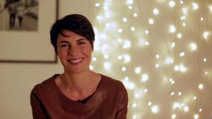 Alessandra Sublet dans un Spot pour la Sécurité Routière - 22/12/16 - 02