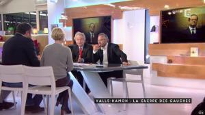 Anne-Elisabeth Lemoine dans C à Vous - 23/01/17 - 04