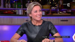 Anne-Sophie Lapix dans C à Vous - 12/01/17 - 23