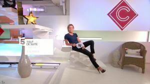 Anne-Sophie Lapix dans C à Vous - 22/06/17 - 01