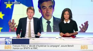 Aurélie Casse dans Non Stop - 03/03/17 - 02