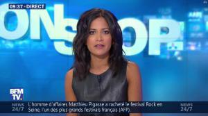 Aurélie Casse dans Non Stop - 30/03/17 - 16