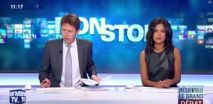 Aurélie Casse dans Non Stop - 30/03/17 - 30